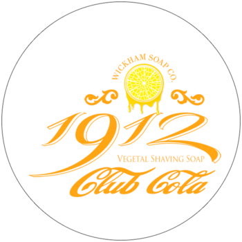 1912 Vegetal Shaving Soap Club Cola
