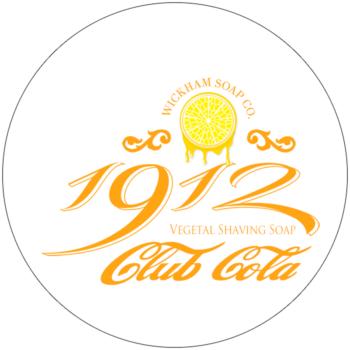 1912 Vegetal Shaving Soap Club Cola