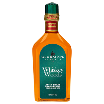 Clubman Pinaud Whiskey Woods After Shave 177ml