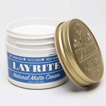 Layrite Natural Matte Cream 120gr