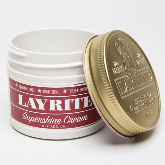 Layrite Supershine Cream 120ml