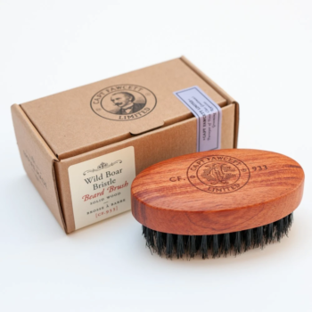 Captain Fawcett Beard Brush Wild Boar Bristle