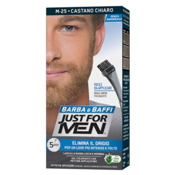 Just For Men Mustache & Beard Light Brown