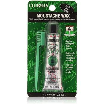 Pinaud Clubman Moustache Wax Black