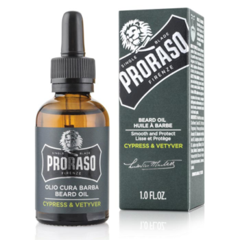 Proraso Beard Oil Cypress Vetyver